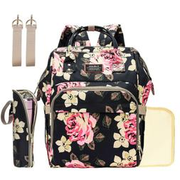 Mummy Maternity Diaper Bag Backpack Large Baby Nappy bags +