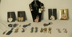 NEW Coach 48 Different FOB KeyRing luggage tag bag charms Se