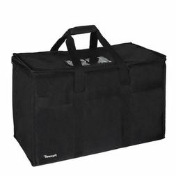 Large Insulated Food Delivery Bag To Transport Hot/Cold Ite