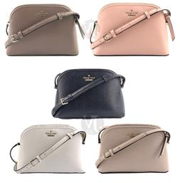 NEW WOMENS KATE SPADE  PATTERSON DRIVE PEGGY DOME SMALL CROS