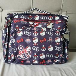 NWT Jujube Hello Kitty Out To Sea BFF Convertible Messenger