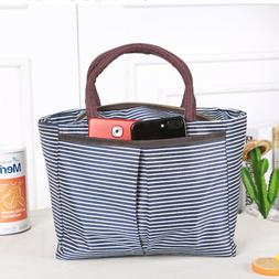 Outdoor Baby Breastmilk Bag Lunch Tote Insulated Cooler Bag