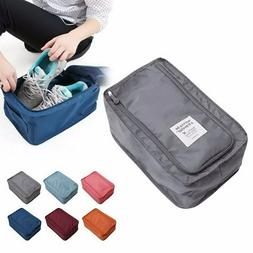 Portable Organiser Tote Shoes Pouch Waterproof Storage Bag F
