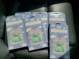 powder scented diaper disposable bags