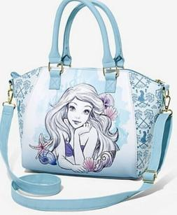 Sale! NEW WITH TAGS! Loungefly Disney Little Mermaid Ariel S