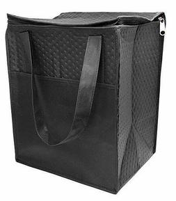 Smart Supertote - Large Insulated Reusable Zippered Grocery