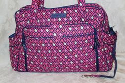 stroll along diaper bags large multiple patterns