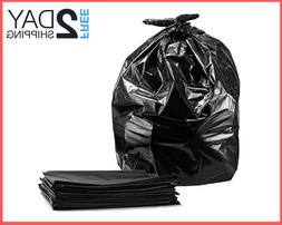 30 - 60 Gallon Trash Bags 50 Pcs 2 Mil Strength  Made in USA