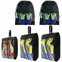 Travel-Accessories-Large-Waterproof-Shoes-Storage-Bag-Clear