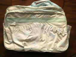 Vintage 80's 90'sCudlie Deluxe Diaper Bag Baby Care Produc